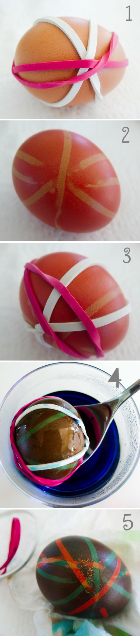 Rubber Band Easter Egg Trick | Easter Crafts