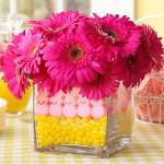 Easter Peeps Flower Vase
