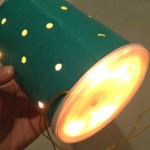 DIY Firefly Lamp Tutorial
