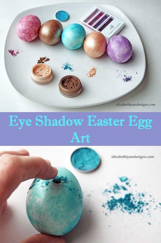 Eye Shadow Easter Egg Art.001
