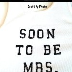 Bride's Bachelorette Silk Screen T-Shirt