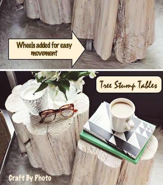 Tree Stump Tables final slider
