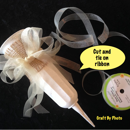 SL Organza ribbon