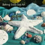 Baking Soda Sea Art